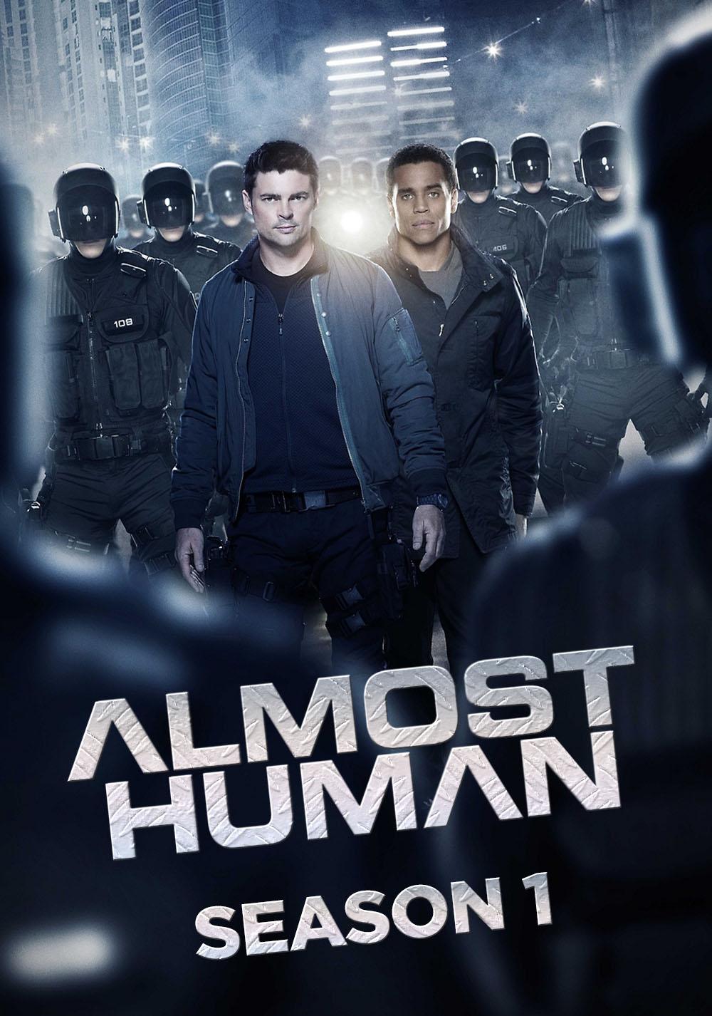Almost Human | TV Fanart | Fanart.tv