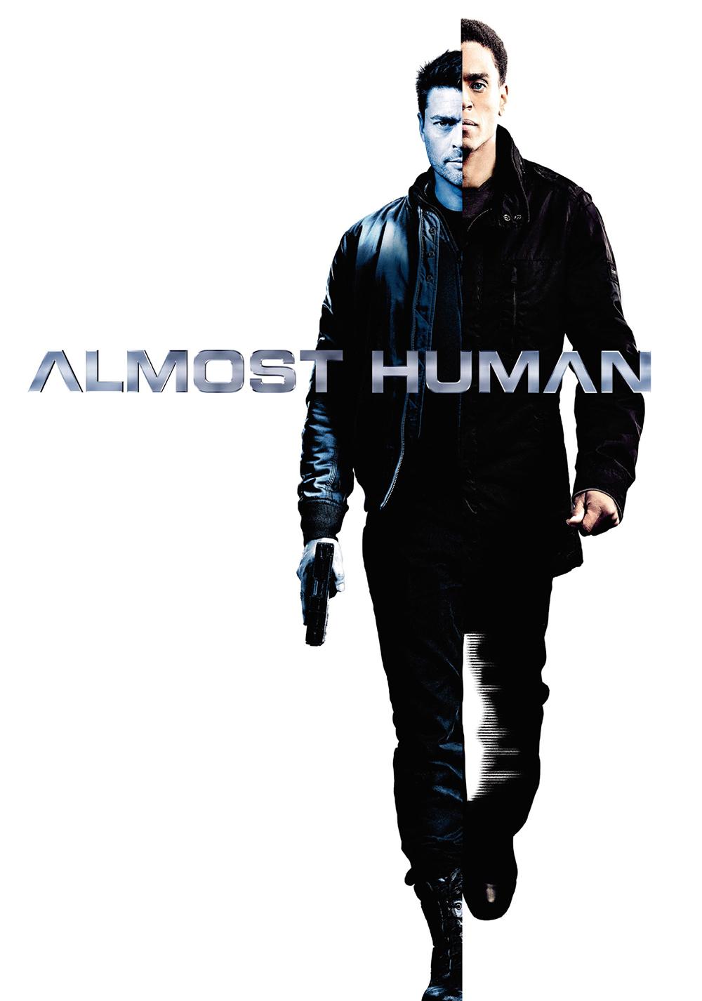Almost Human   TV fanart   fanart.tv