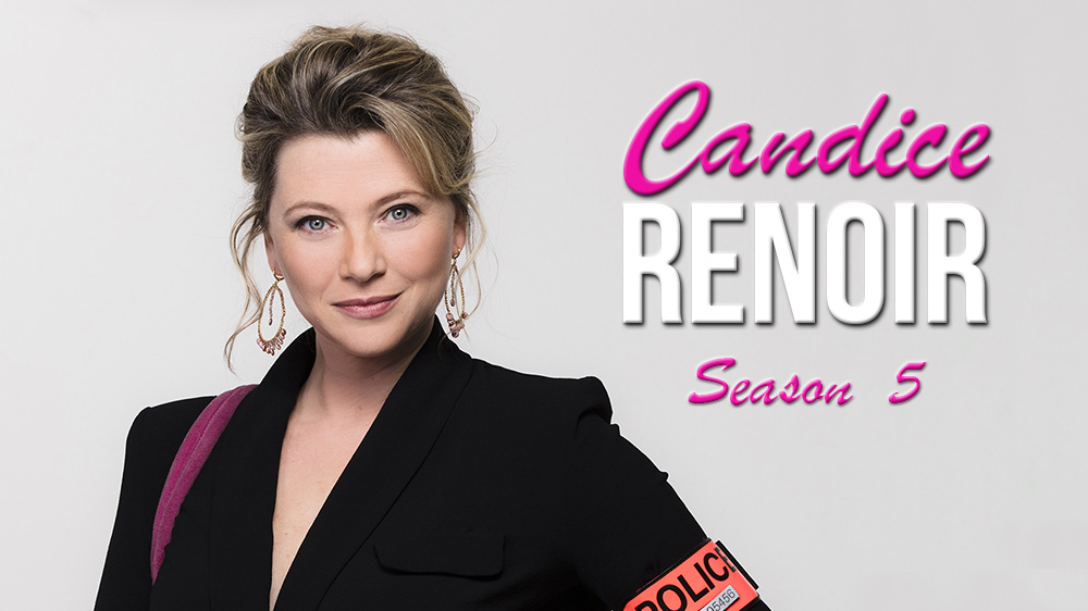 Candice Renoir Darsteller