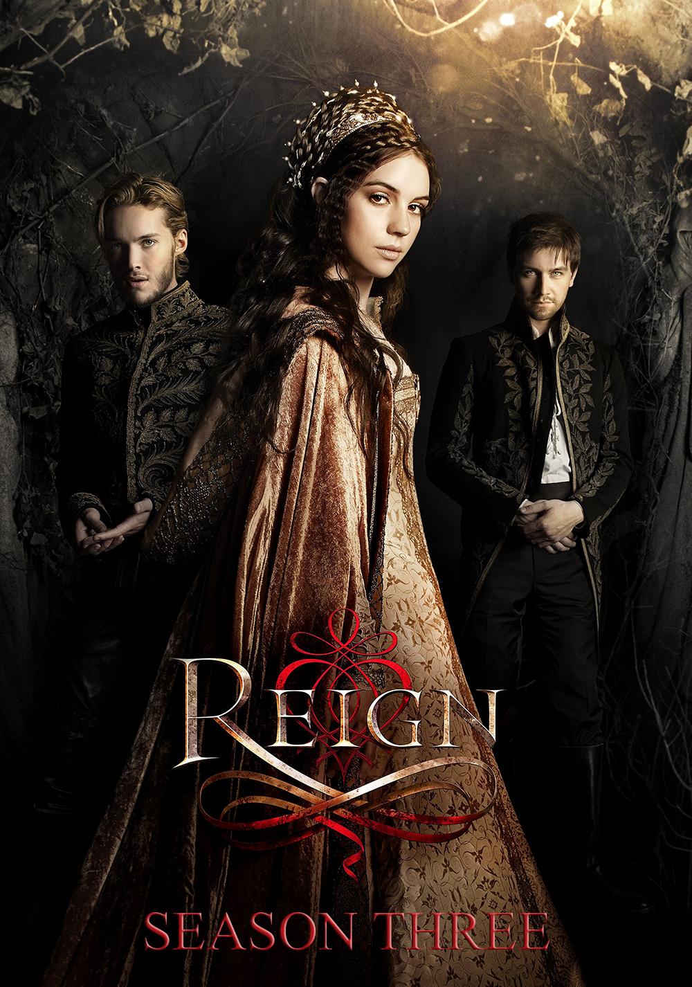 Reign Schauspieler