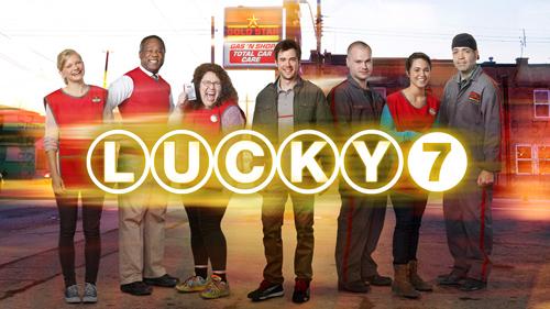 lucky 7 tv