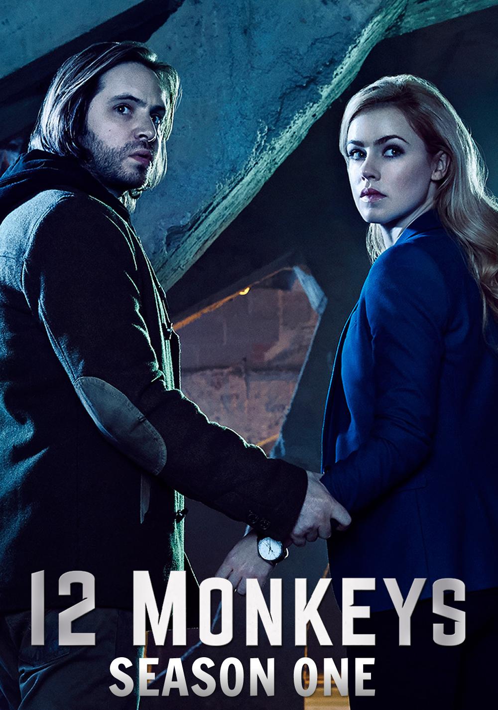Twelve Monkeys Serie