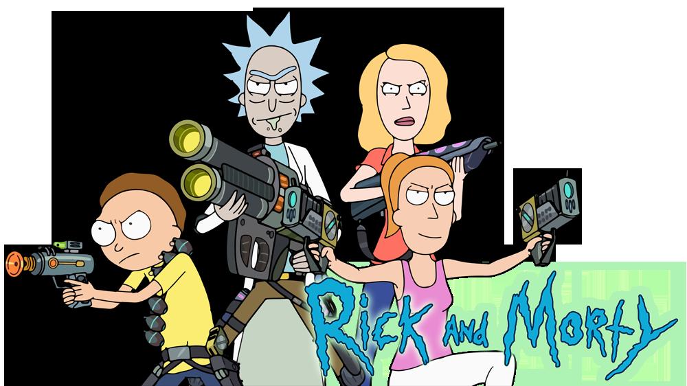 Rick and Morty   TV fanart   fanart.tv