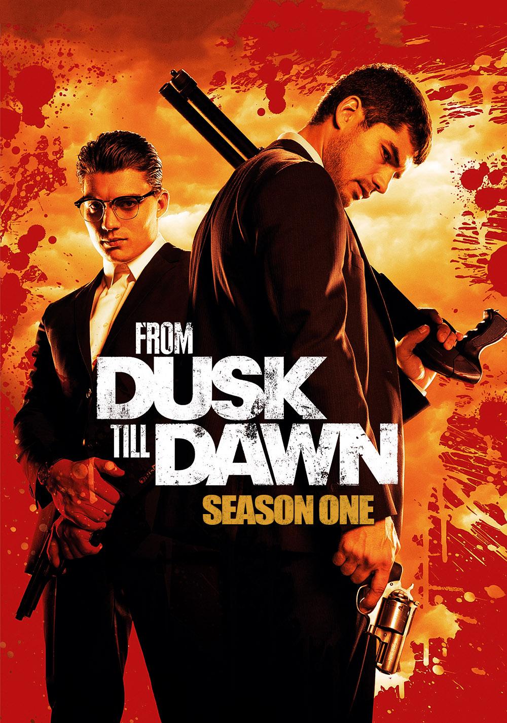 From Dusk Till Dawn Serie
