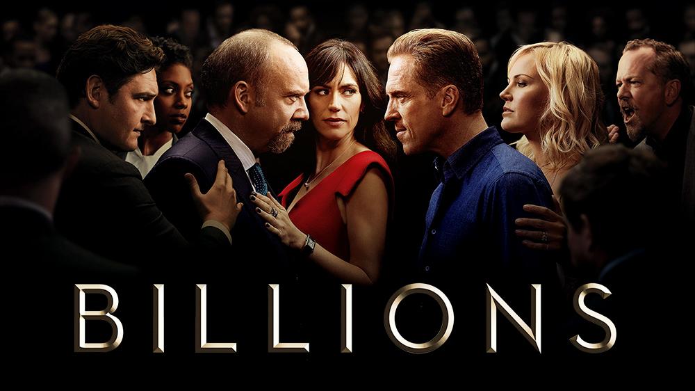 Billions Tv