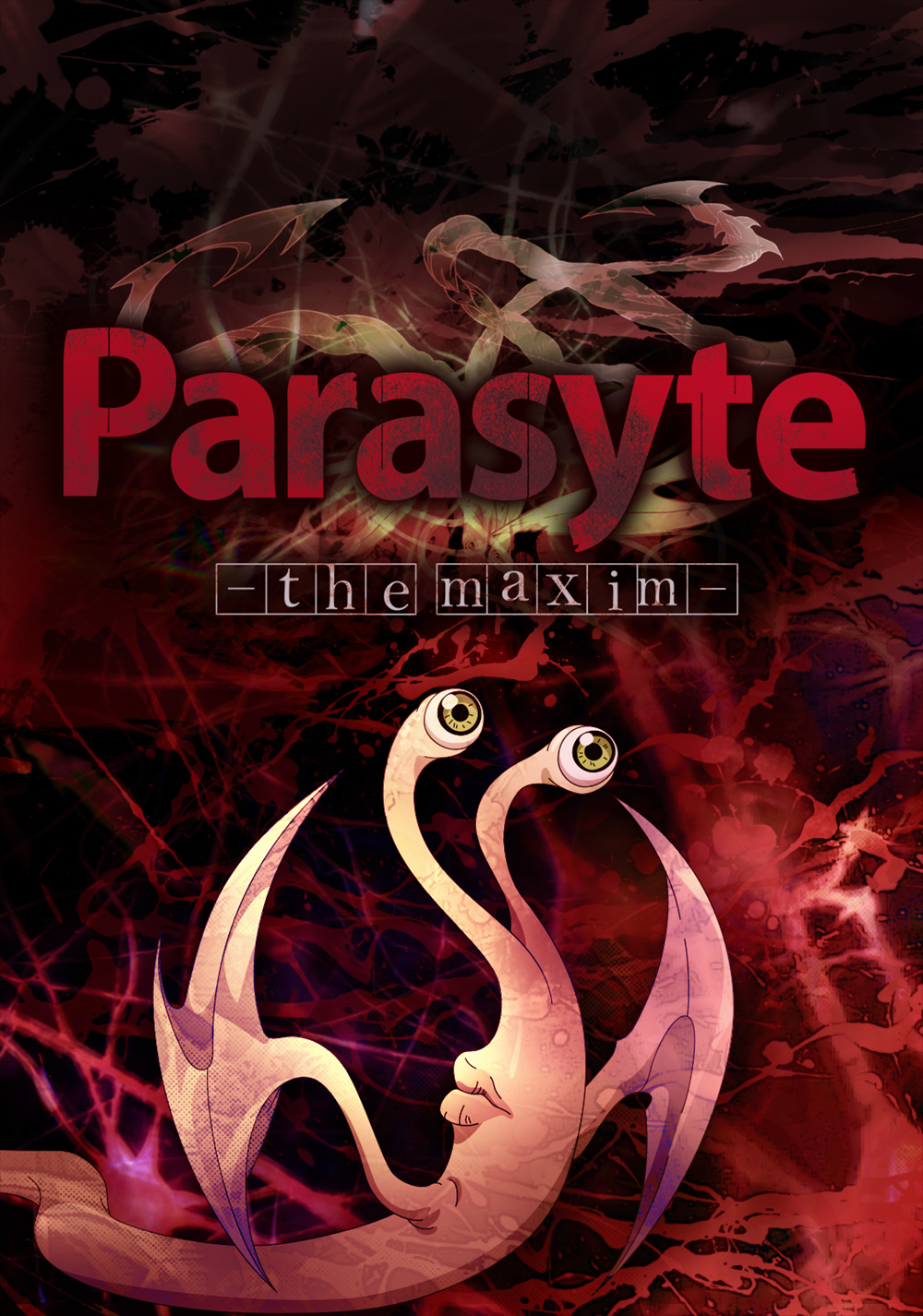 Parasyte The Maxim