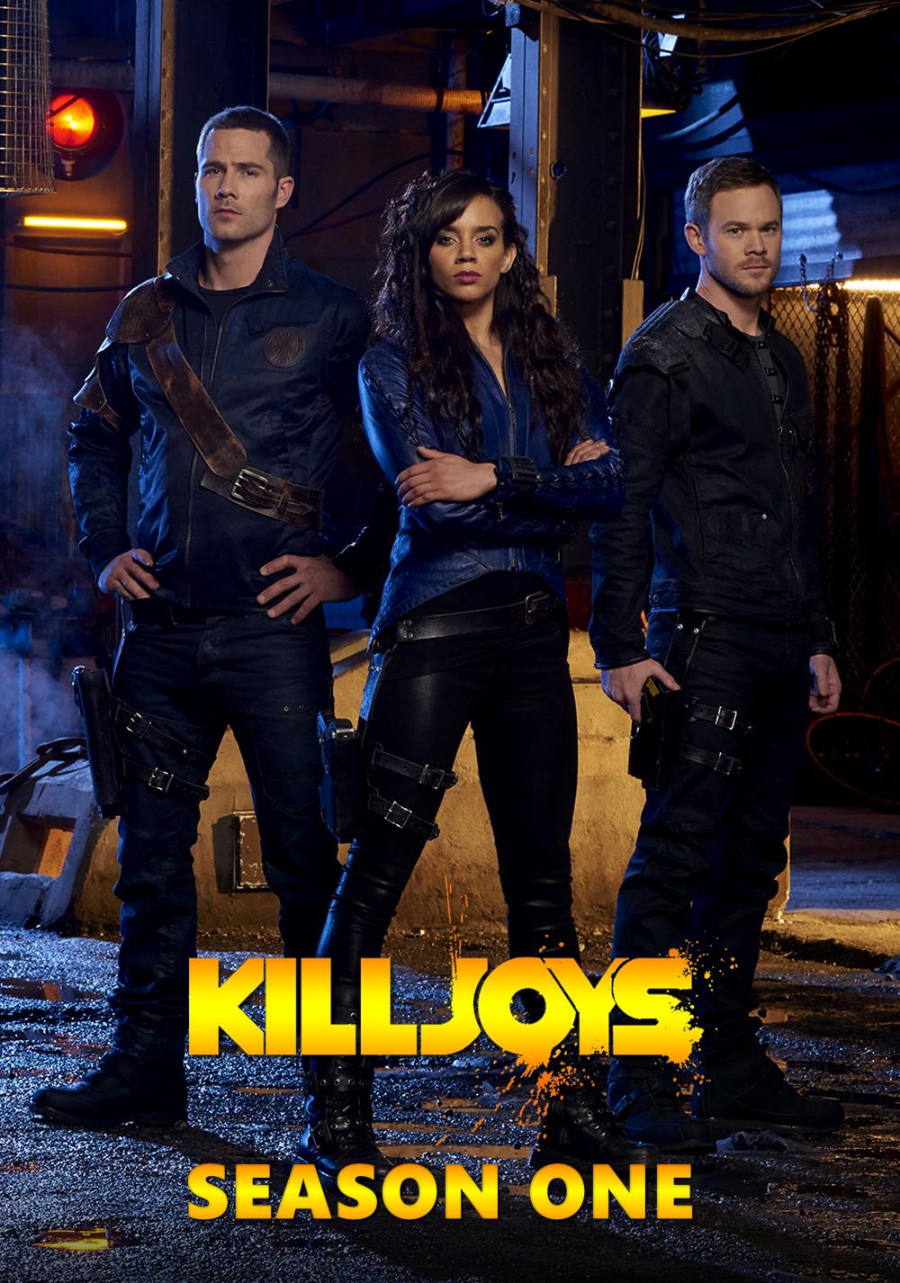 Killjoy Serie
