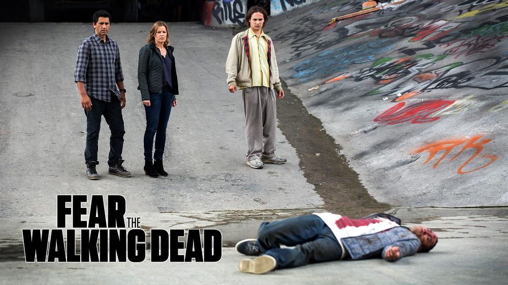 Fear The Walking Dead Tv