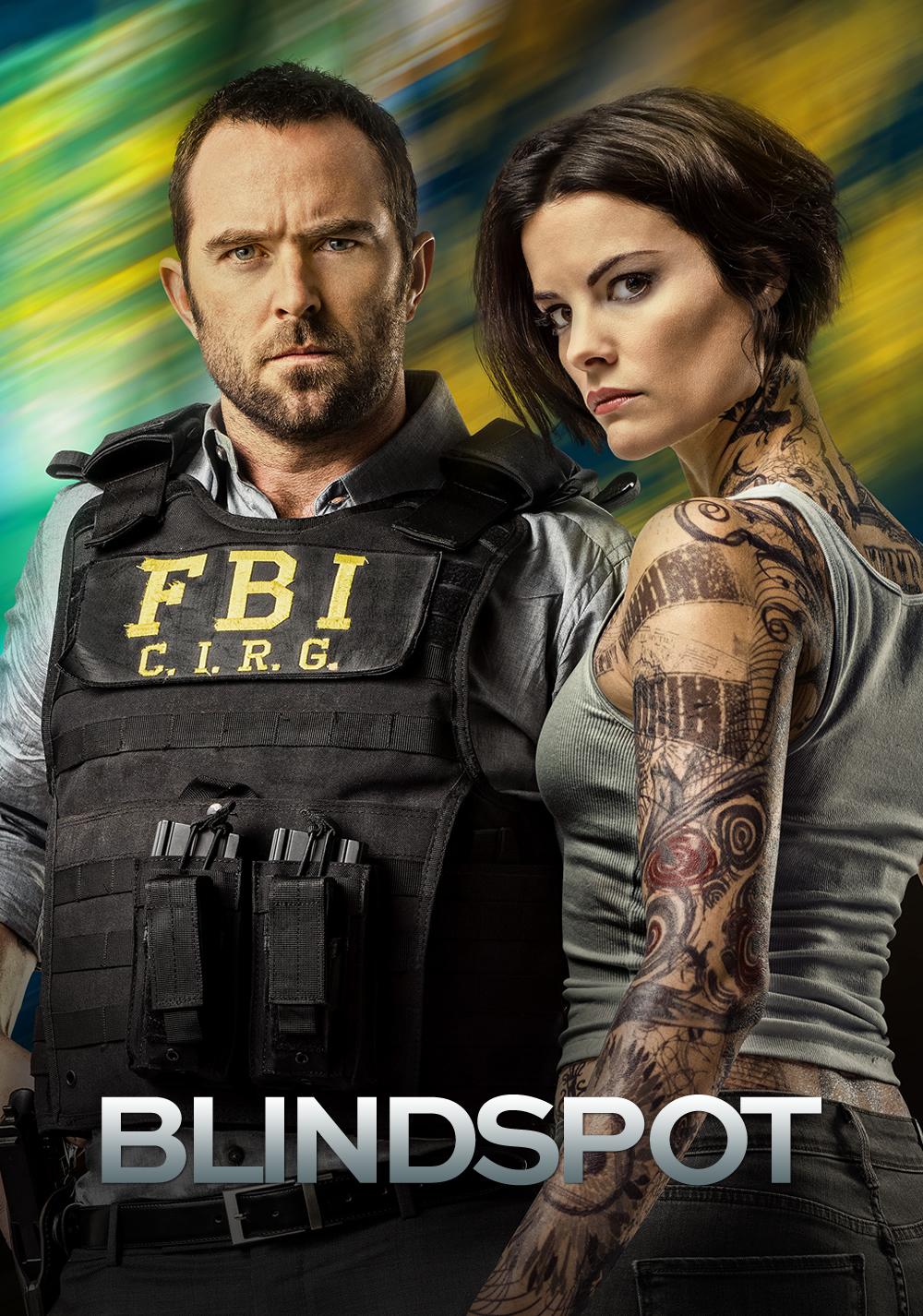 Blindspot Temporada 1, 2 & 3 1080p Dual Latino/Ingles