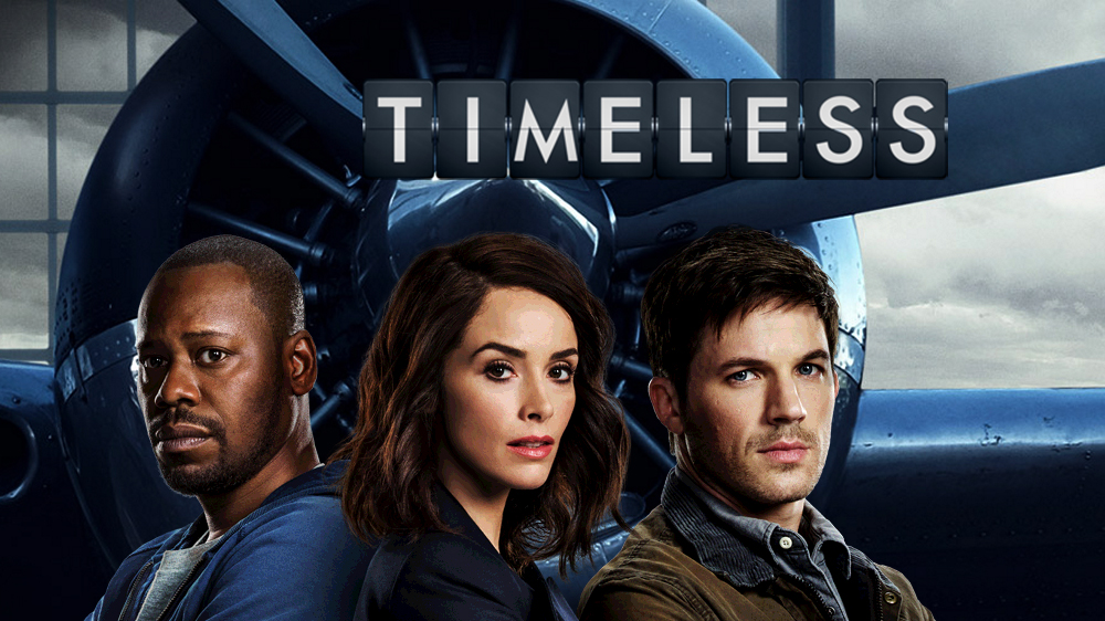 Timeless Tv Series