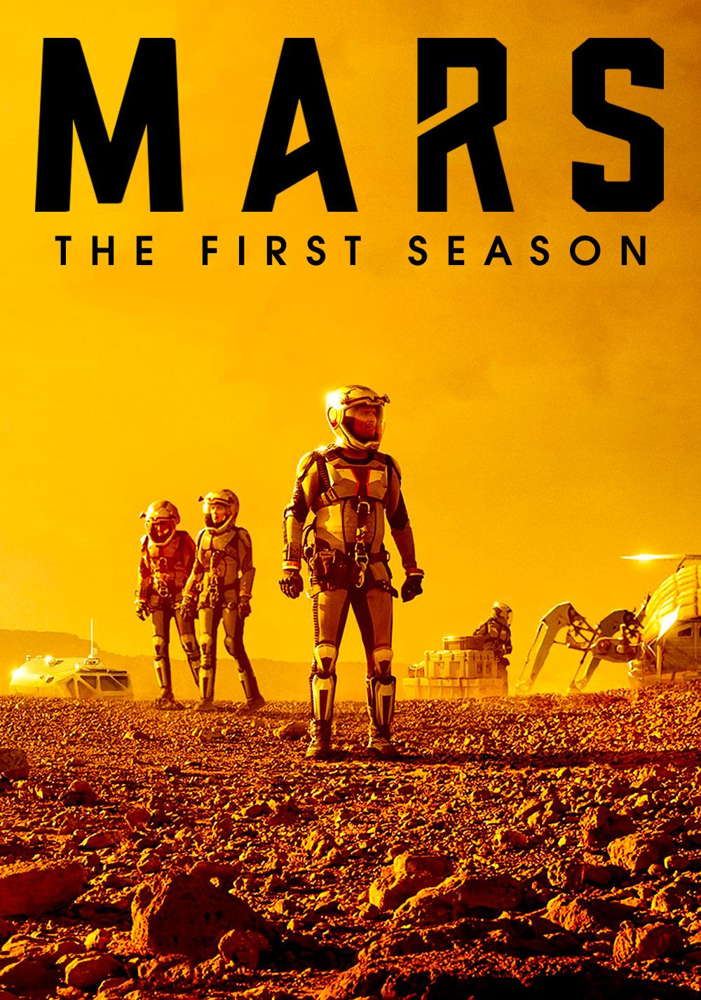 Mars (TV Series 2016– ) (S01) 192Kbps 23Fps DD 2Ch TR TV Audio SHS