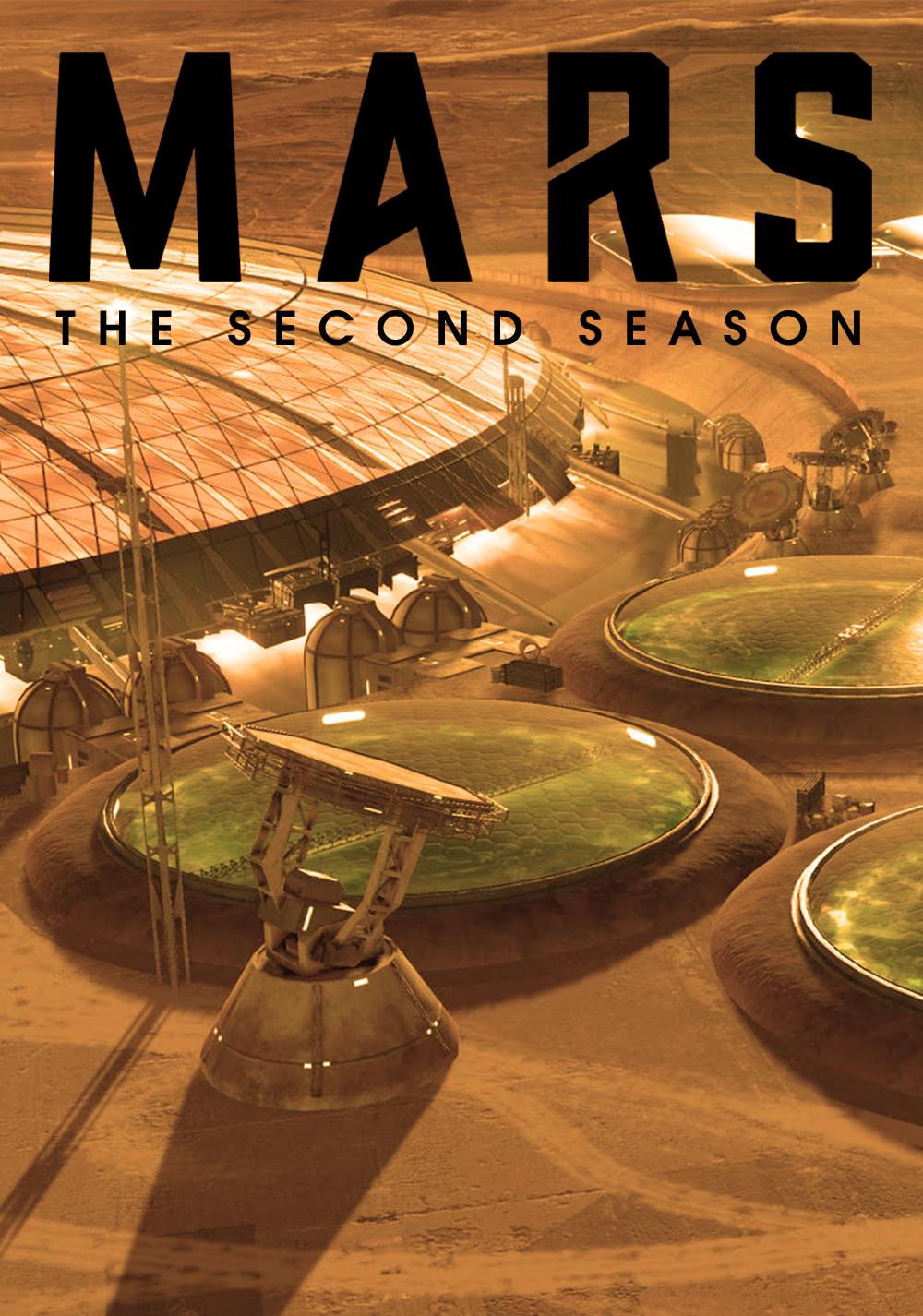 Mars (TV Series 2016– ) (S02) 192Kbps 23Fps DD 2Ch TR TV Audio SHS