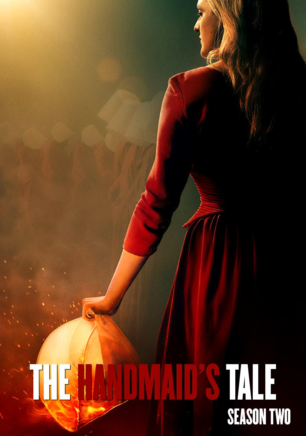 Αποτέλεσμα εικόνας για handmaids tale poster season 2