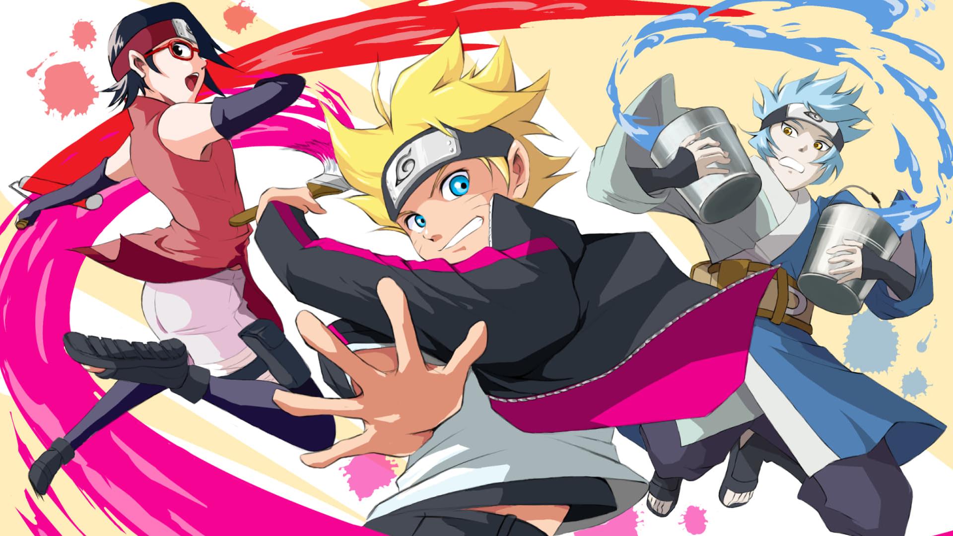 Boruto: Naruto Next Generations | TV fanart | fanart.tv