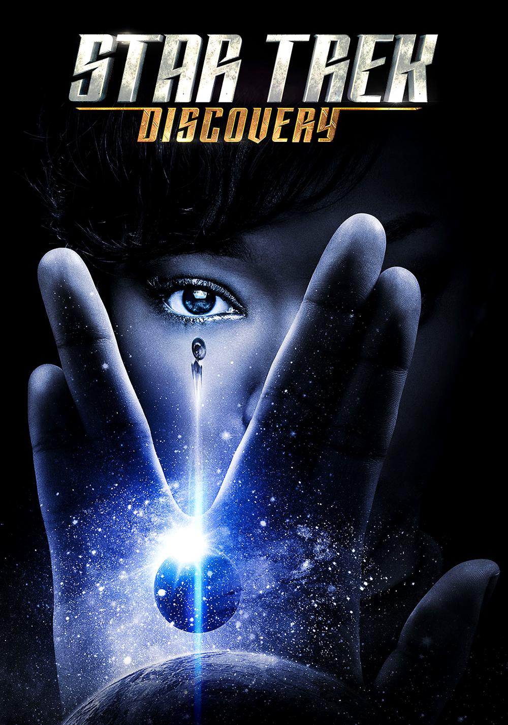 Star Trek Discovery Tv Poster Image