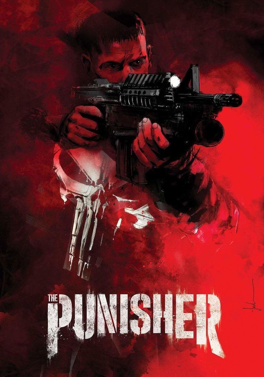 MarvelS The Punisher Stream
