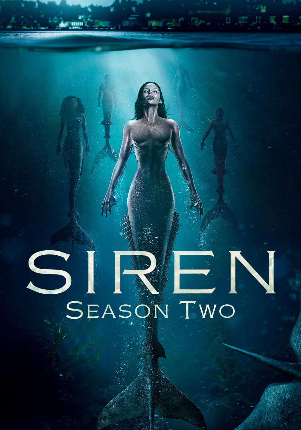 Sirens Serie