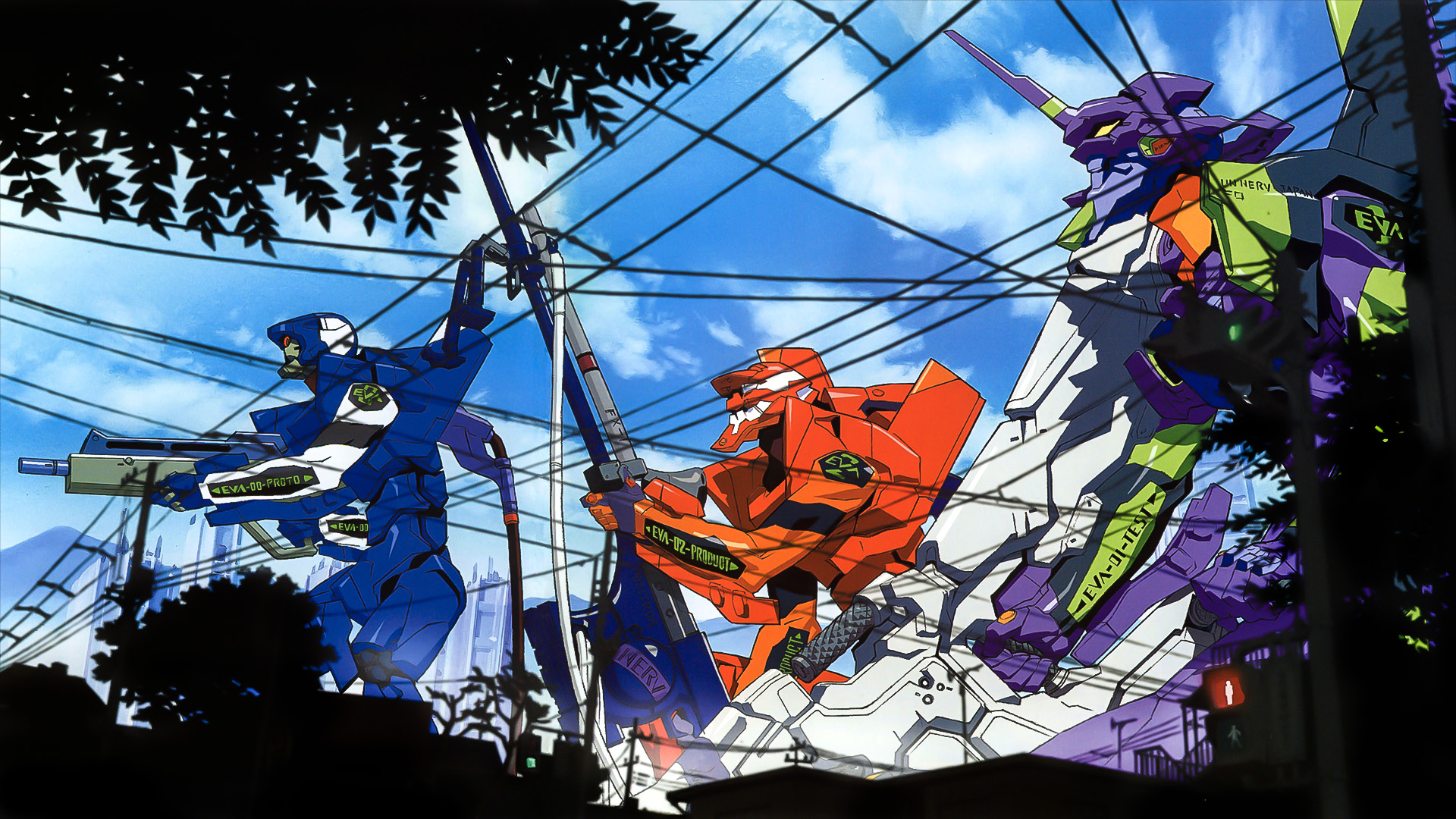 Neon Genesis Evangelion | TV fanart | fanart.tv