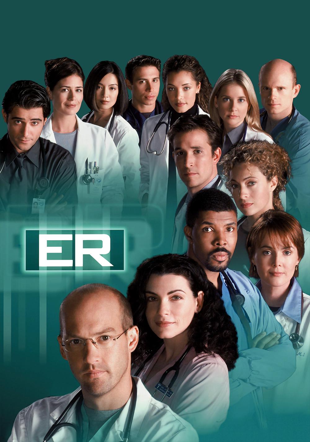 ER | TV fanart | fanart.tv