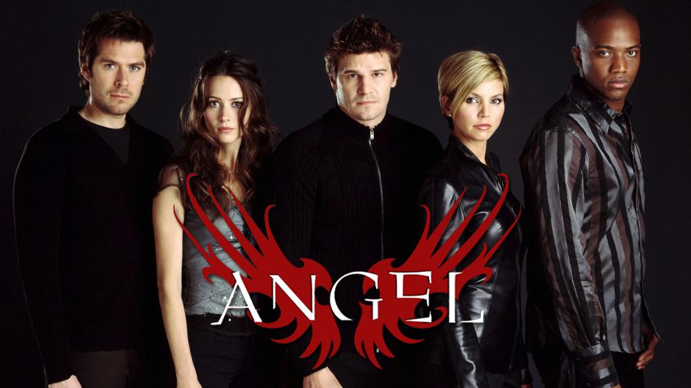 Angel tv fanart for Craft shows on tv