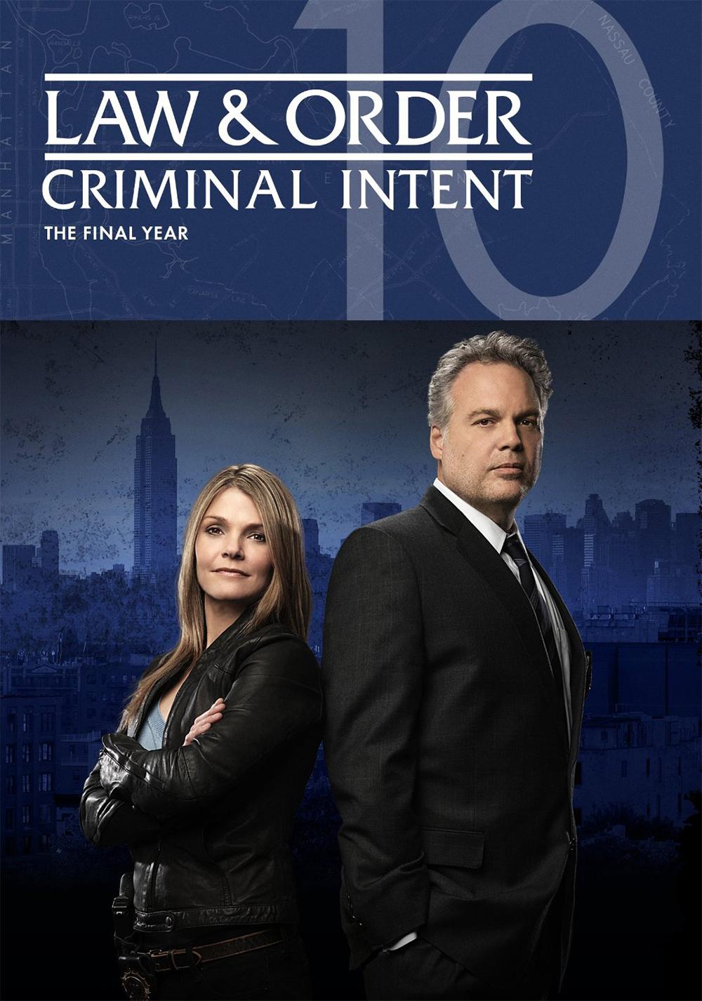 Criminal Intent Episodenliste