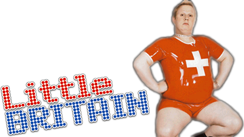 little britain tv