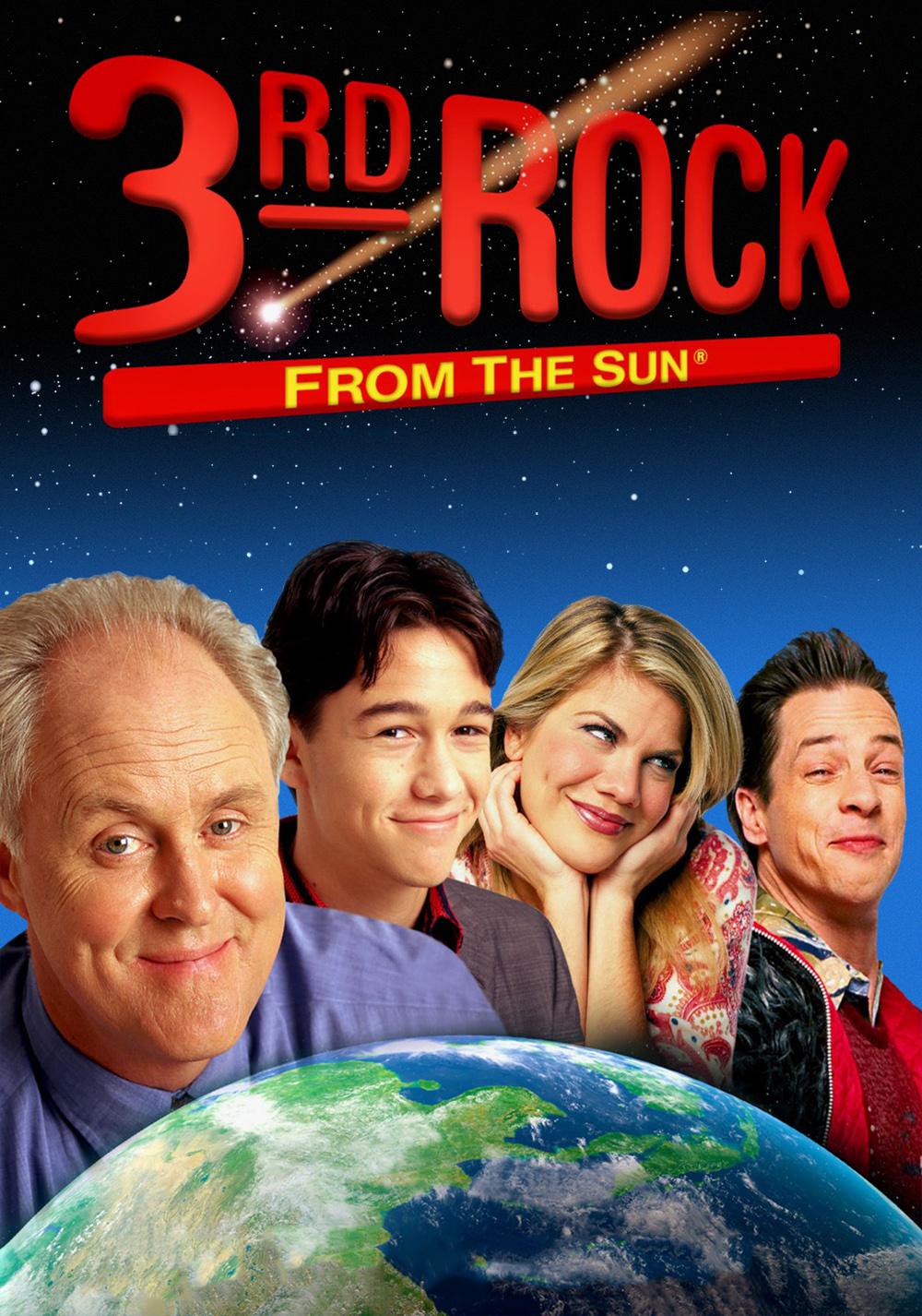 3rd Rock from the Sun | TV fanart | fanart.tv