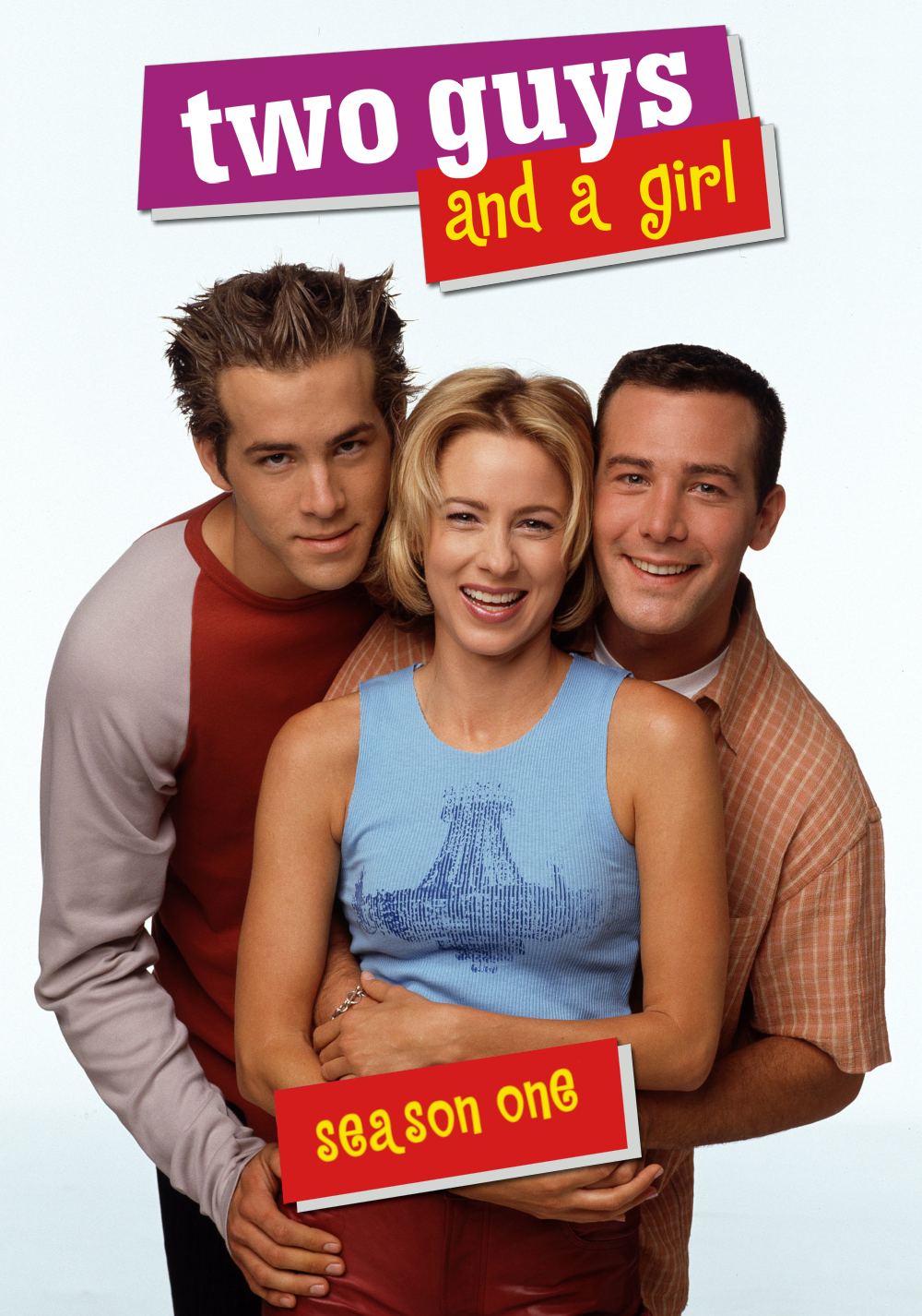 Two Guys and a Girl | TV fanart | fanart.tv