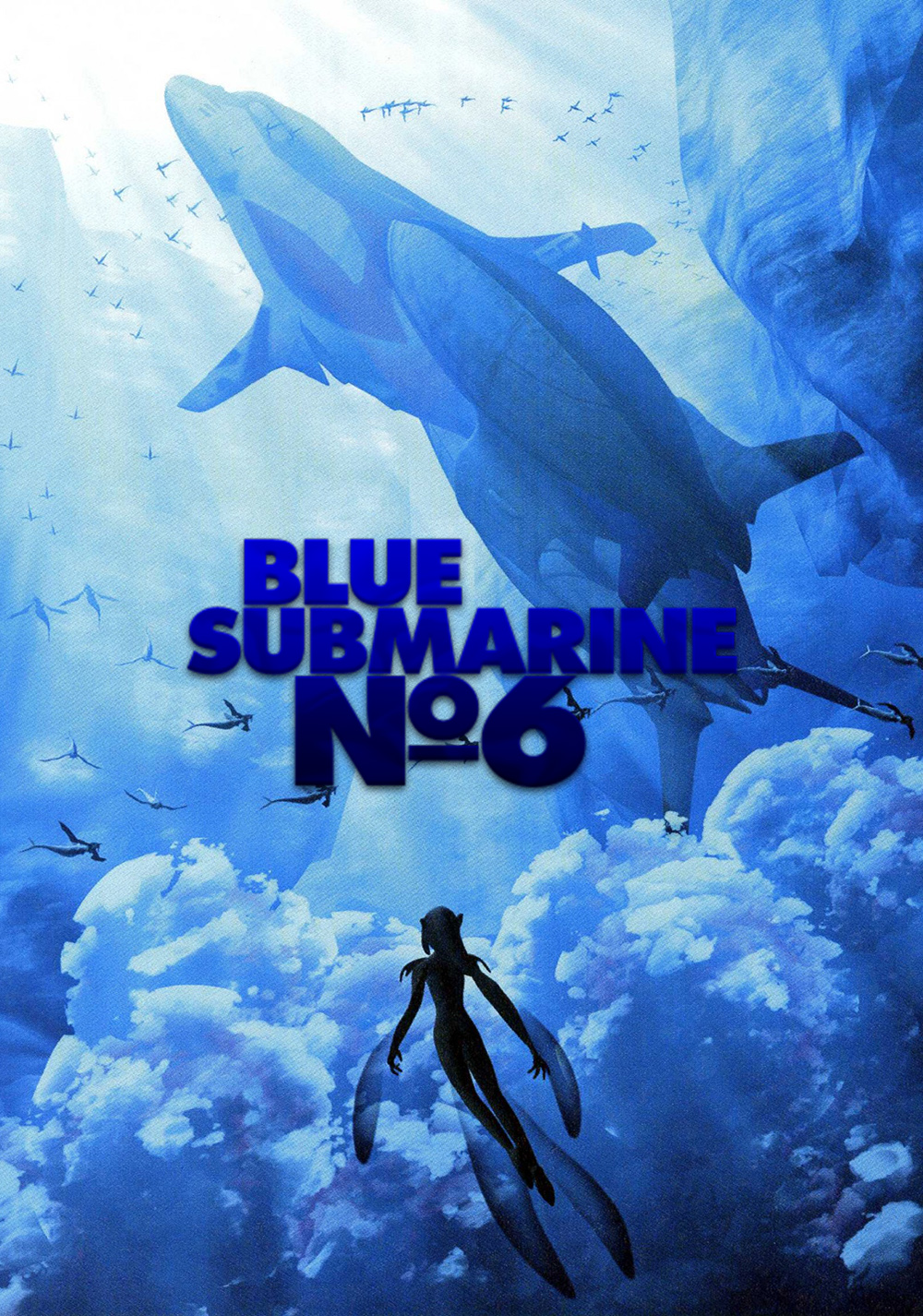 Blue Submarine No. 6 German