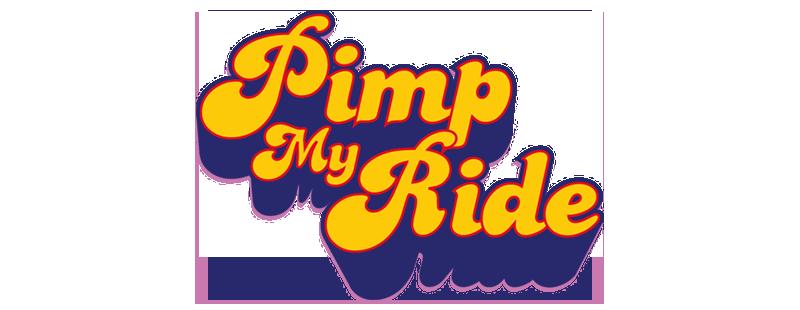 Pimp My Ride Logo Vector (.EPS) Free Download