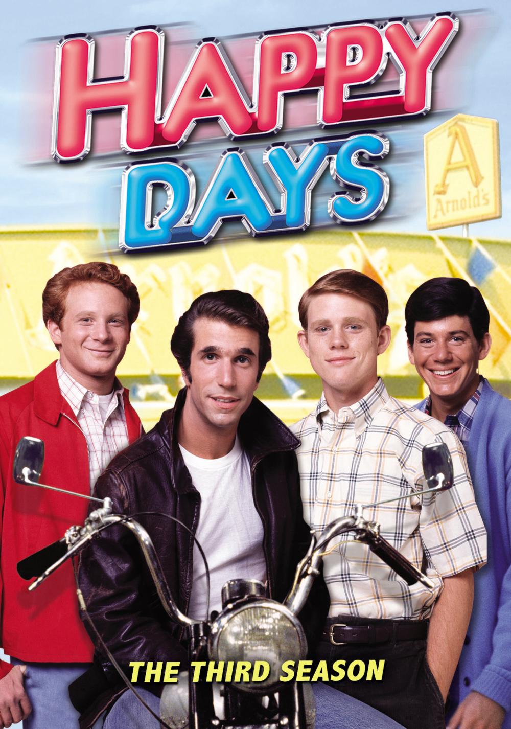 Happy Days (TV Series ) - IMDb