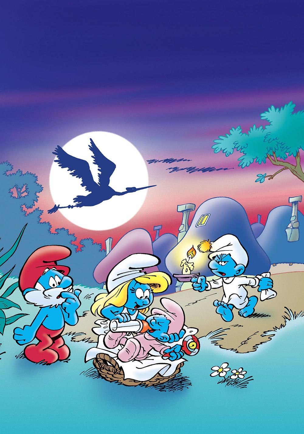 The Smurfs (TV Series 1981-1990) (S01) 128Kbps 23Fps DD+ 2Ch TR NF Audio SHS