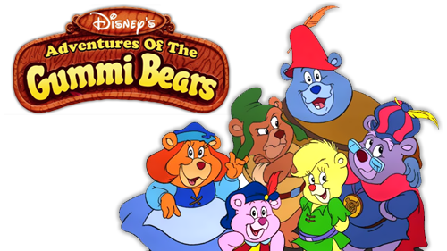 Disney S Adventures Of The Gummi Bears Tv Fanart Fanart Tv