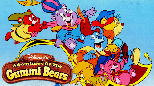 Disney 39 S Adventures Of The Gummi Bears Tv Show Thumbnail Image
