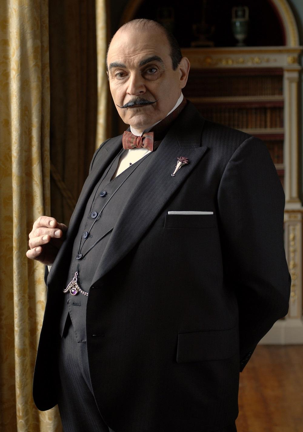 Agatha ChristieS Poirot Mediathek