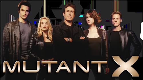 Mutant X Serie Stream