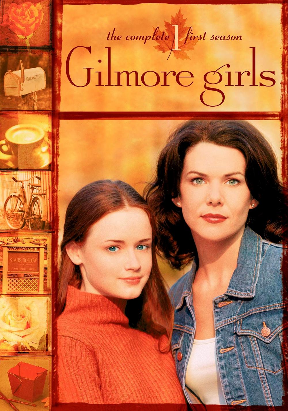 Burning Series Gilmore Girl