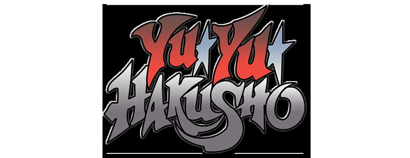 Yu Yu Hakusho Logo Yu Yu Hakusho | TV fan...