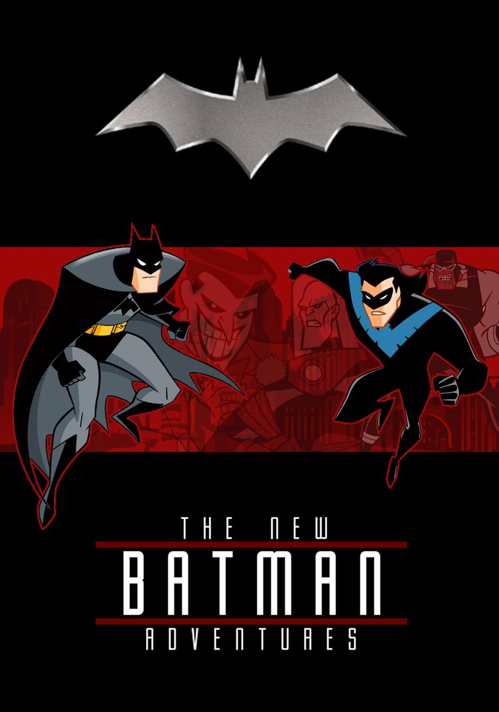 The New Batman Adventures Tv Fanart Fanart Tv