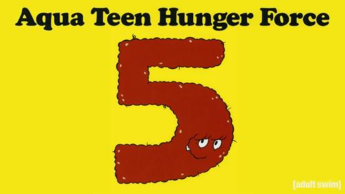 Aqua Teen Hunger Kraft Brieftasche