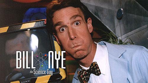 Bill Nye  The Science Guy tv show thumbnail imageBill Nye The Science Guy Background