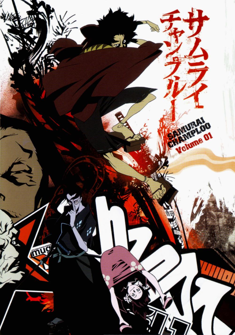 Samurai Champloo Serienstream