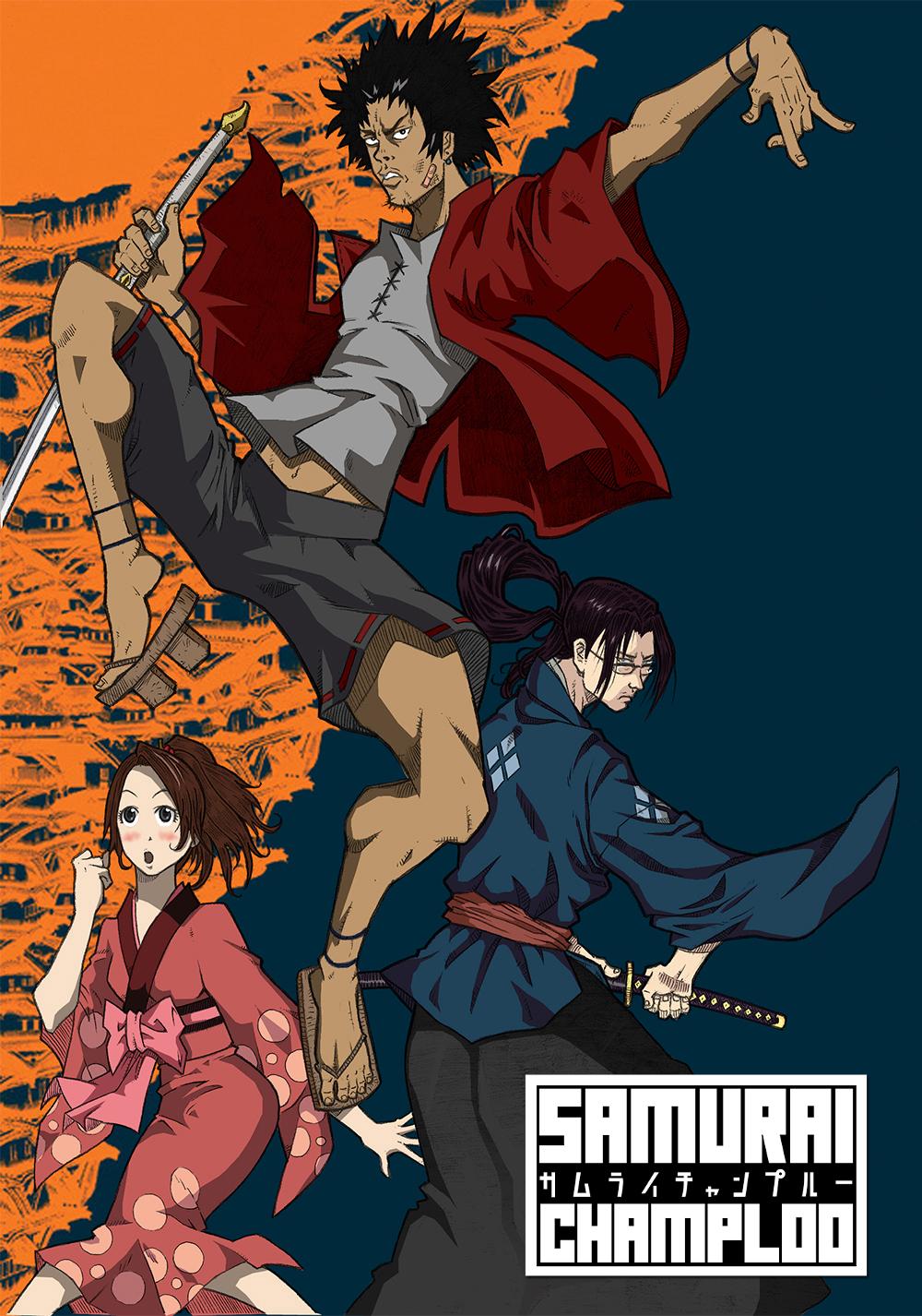 Samurai Champloo Epizoda 26 KRAJ