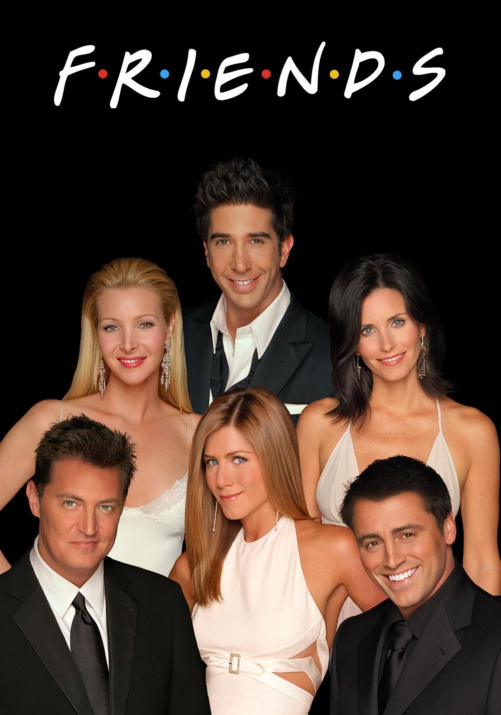 Friends | TV fanart | fanart.tv