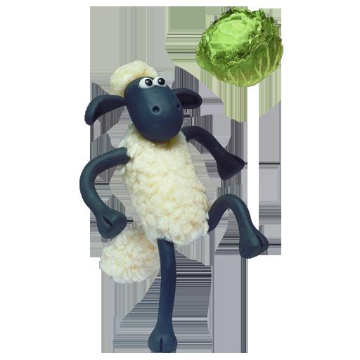 Shaun The Sheep Characters Png