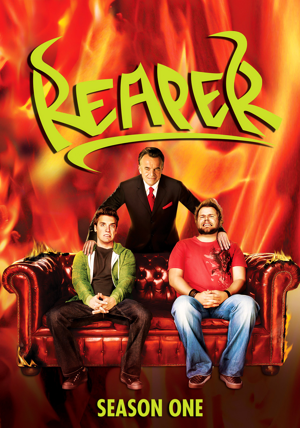 Reaper Serie