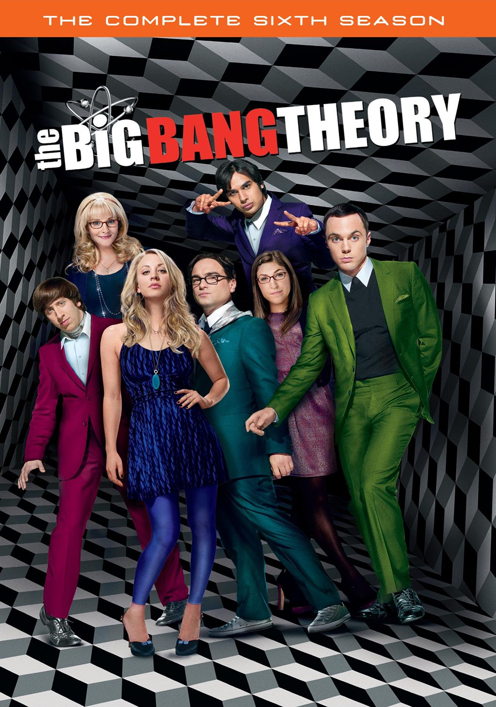 The Big Bang Theory 8 Staffel