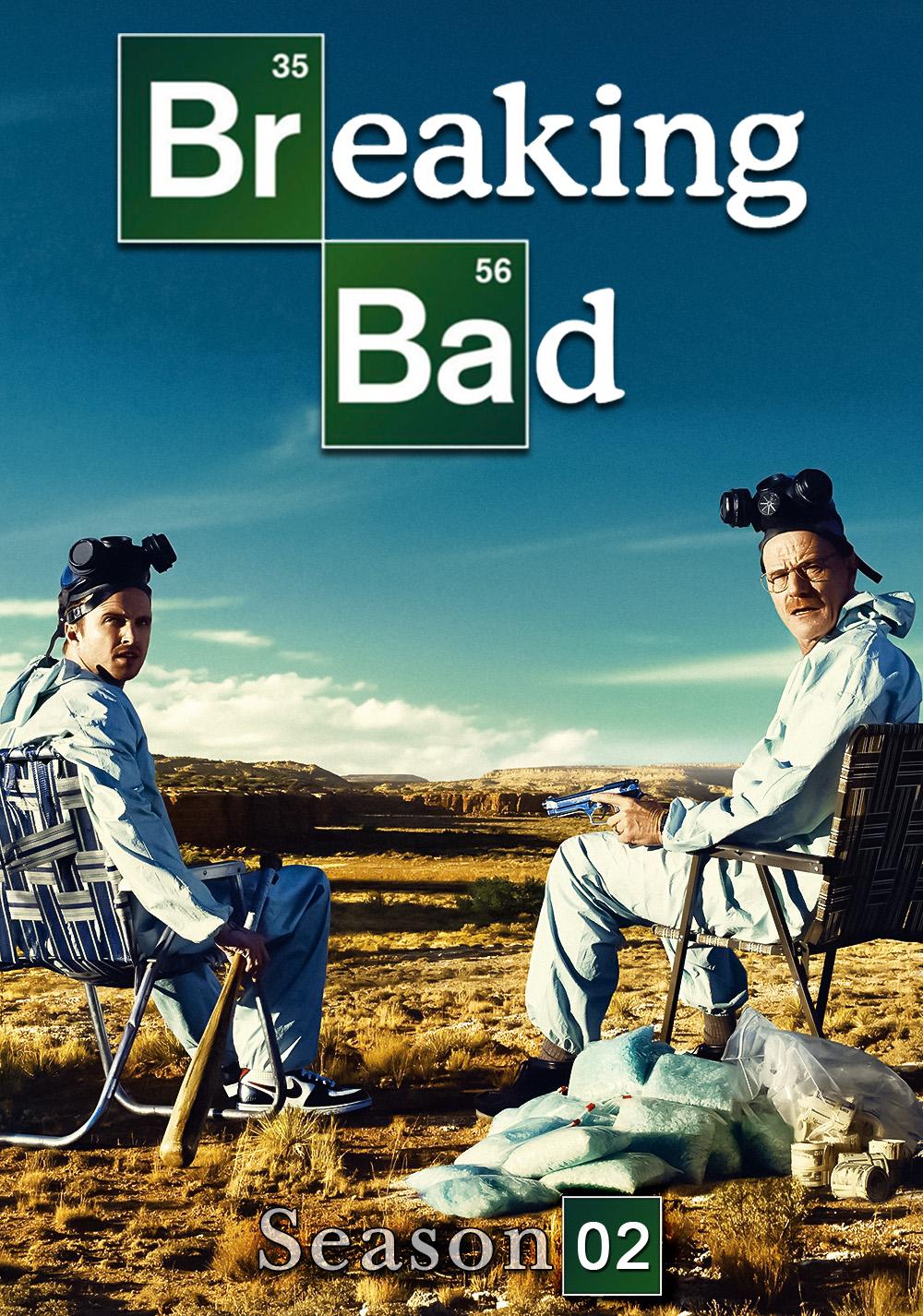 Breaking Bad Trailer (First Season) - YouTube