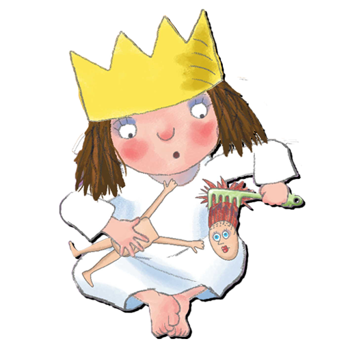 Little princess tv fanart for Small princess