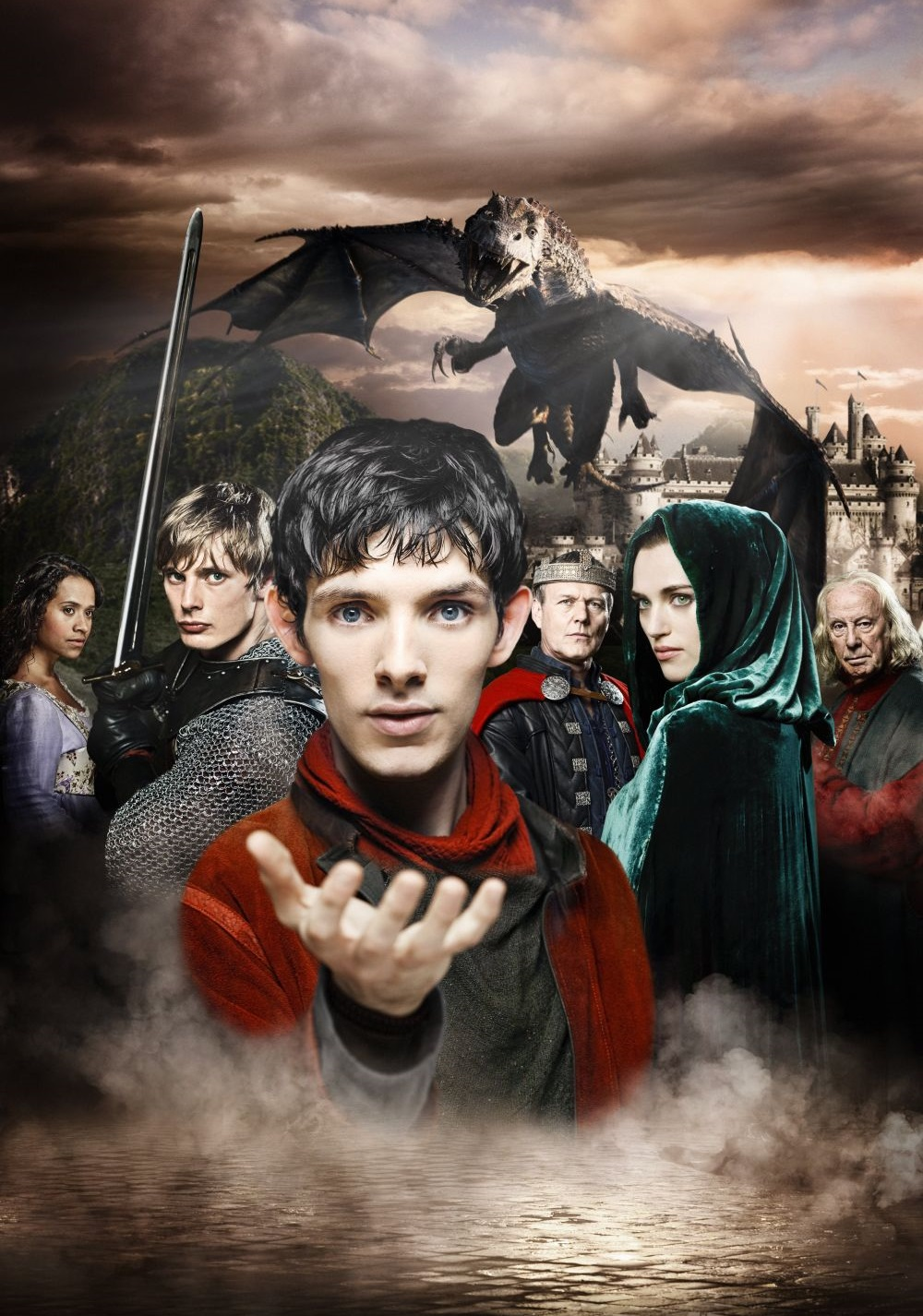Merlin season 1 episode 7 2008 - Merlin 2008 Tv Poster Image